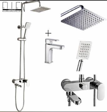 install shower set