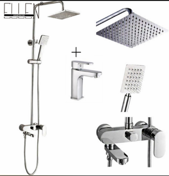 INSTALL SHOWER SET