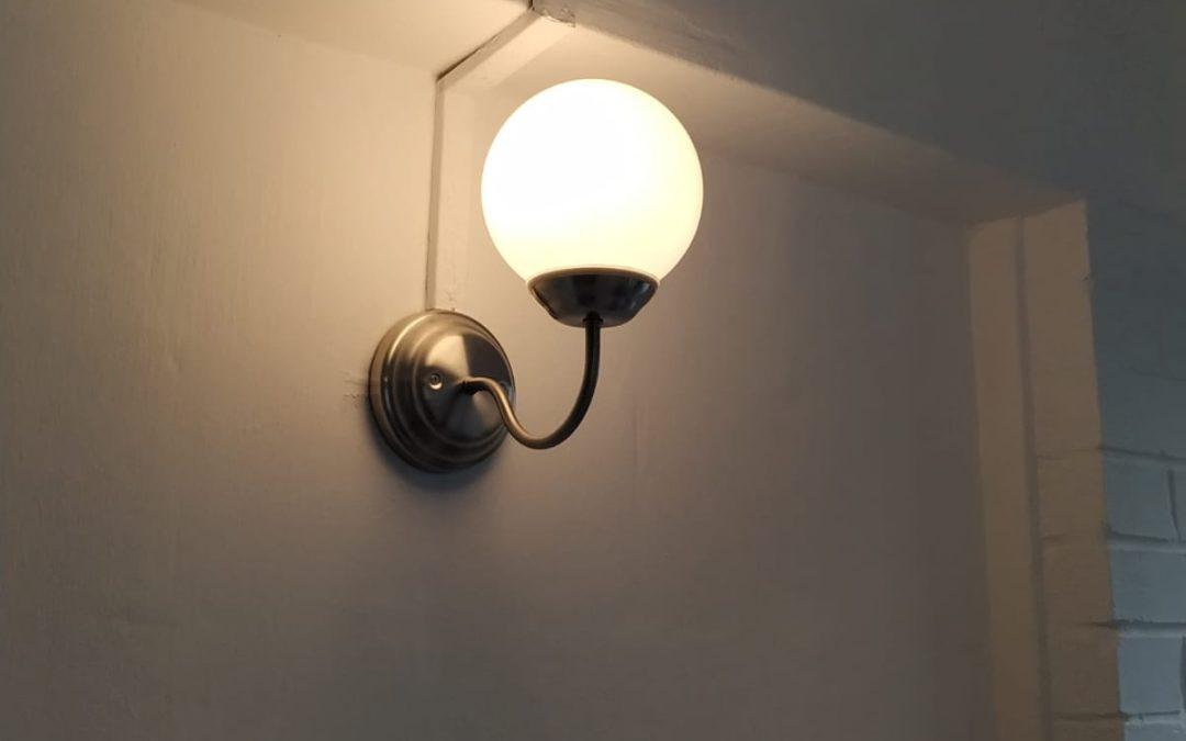 Install Light At Jurong West
