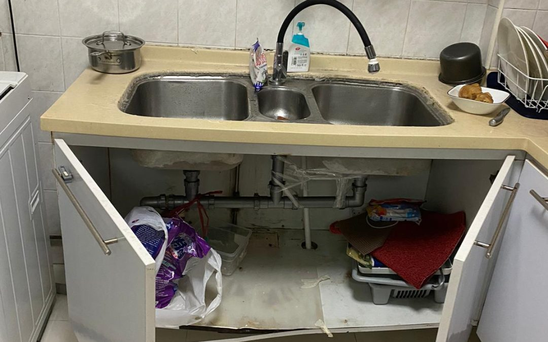 Backing Plywood, Bottom Plywood, Resilicon Kitchen Basin, Replace Sink Support In Woodlands